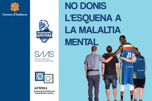 La imatge de la campanya conjunta.