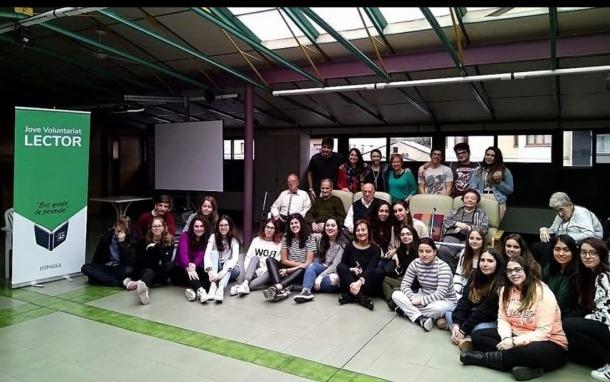 Els participants en la iniciativa.