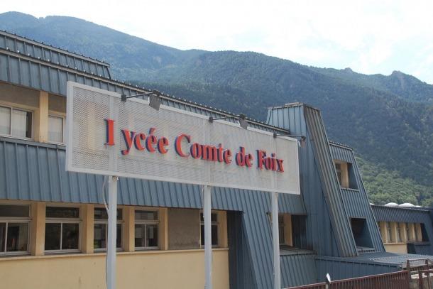 El Liceu Comte de Foix.