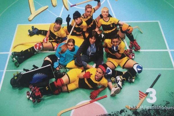 Imatge promocional de 'Les de l'hoquei'.
