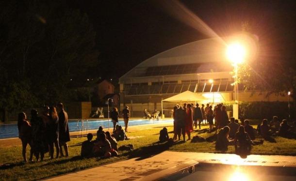 Piscina nocturna amb DJ i teatre obriran la festa major de la Seu