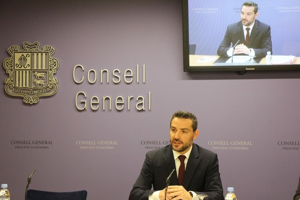 L'exconseller general de Demòcrates, Marc Ballestà.