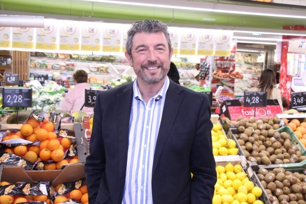 Antonio Miralles, director de l'Andorra 2000.