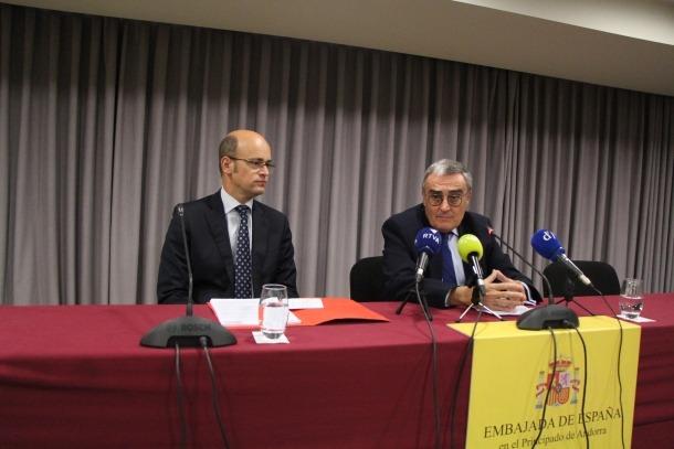 L'ambaixada d'Espanya presenta l'activitat cultural per finals del 2019.