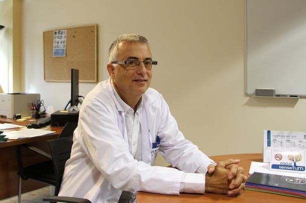 El director assistencial del SAAS, Marcel Prats.