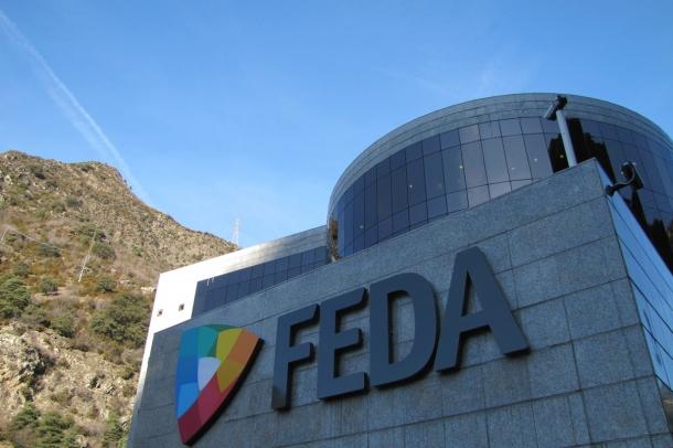 La central de FEDA