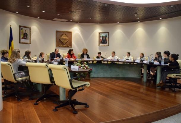 Primera sessió de la quarta edició del Consell d'infants d'Encamp.