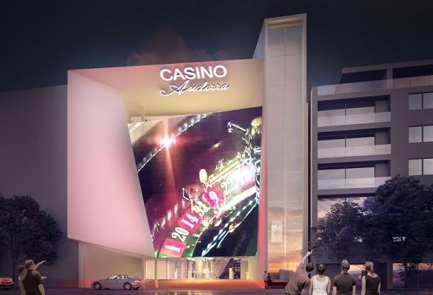 El casino projectat per Jocs SA.