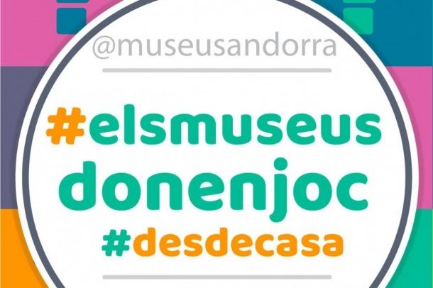 El cartell de la iniciativa Museus i Monuments.