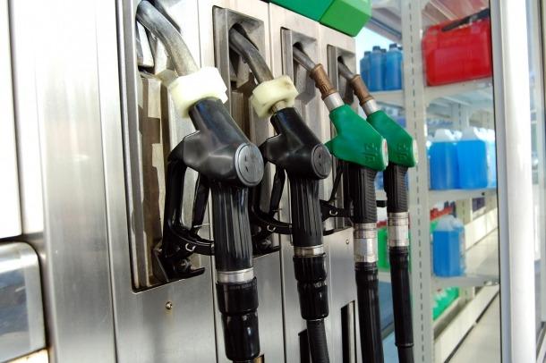 Un sortidor de gasolina.