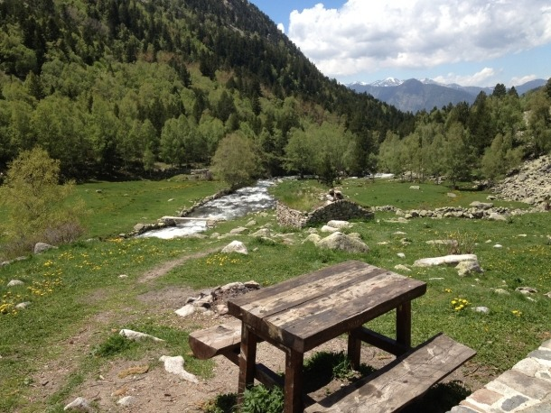 La vall del Madriu-Perafita-Claror.