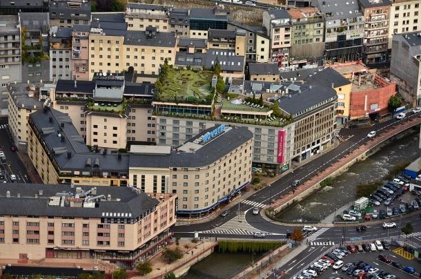 Establiments hotelers de la capital.