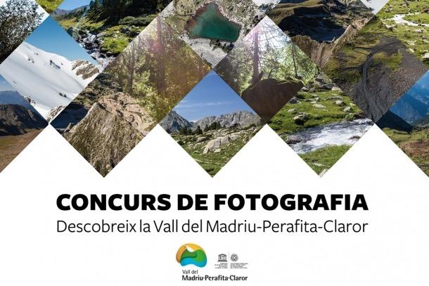El cartell del concurs de fotografia.