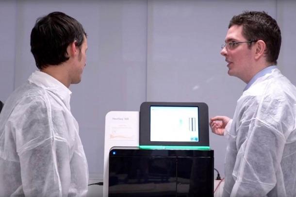 Crèdit Andorrà participa a l'empresa Made of Genes.