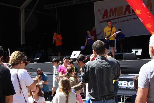 Una imatge del Jambo, l'any passat.