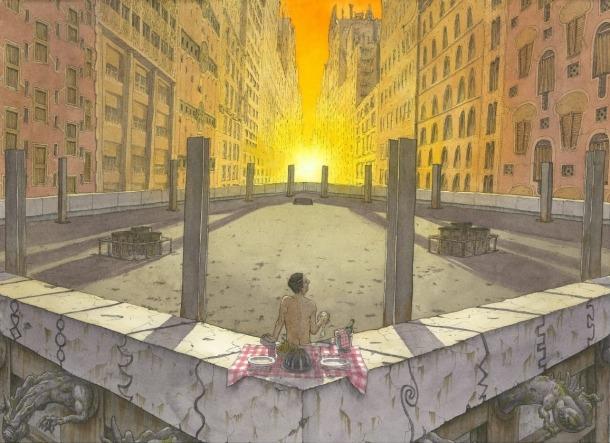 'Nus als terrats', a partir de demà al Museu del Còmic de la Massana en endavant Museu Joan Pieras.