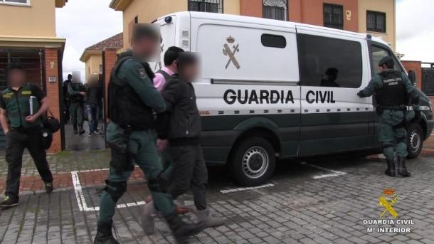 Alliberades 29 xineses explotades sexualment en una operació en què també hi participa Andorra