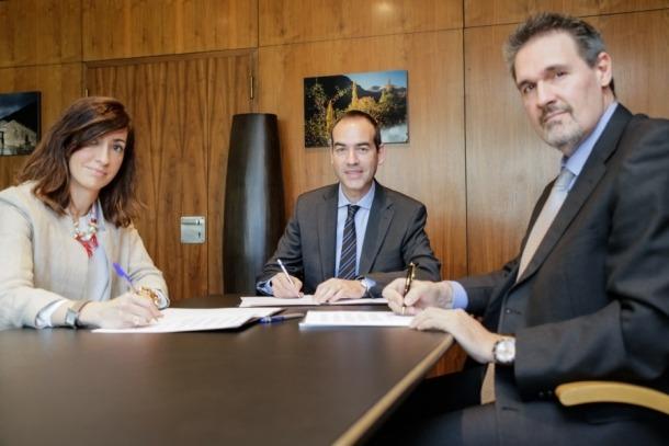 Se signa el conveni entre el Govern i la societat concessionària del Túnel d'Envalira per a la gratuïtat del peatge per als vehicles elèctrics