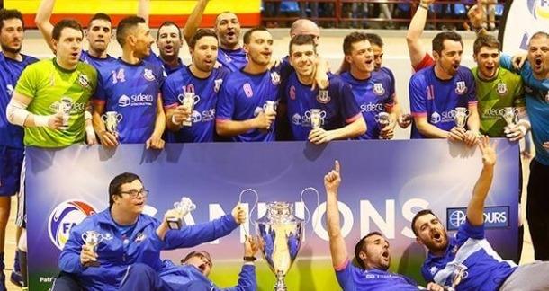 El Sideco FC Encamp, campió!