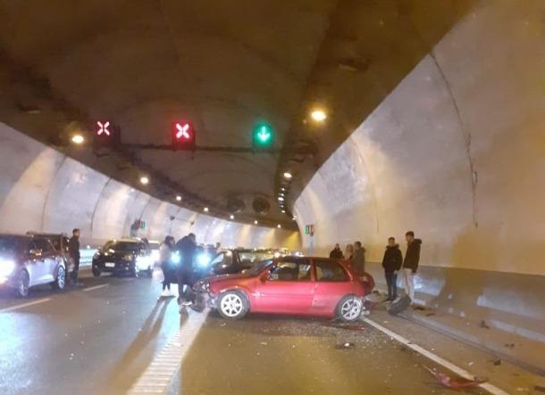 Els vehicles implicats en l'accident