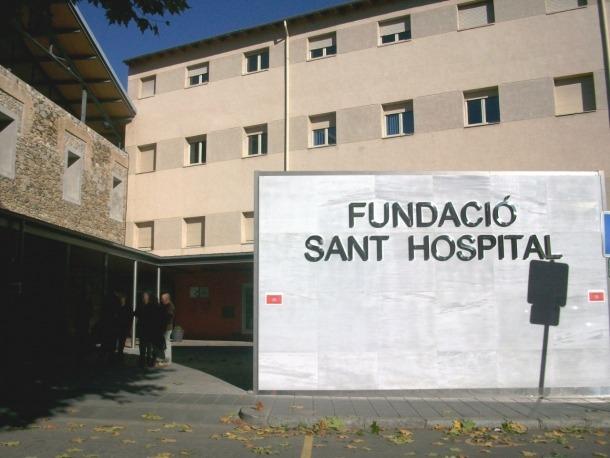 Segon ingressat per coronavirus a l'hospital de la Seu