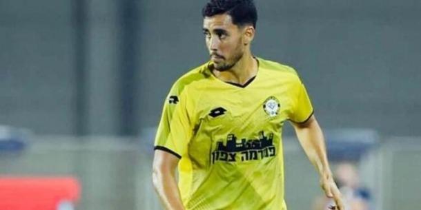 Borja Herrera va jugar el curs passat al Maccabi Netanya d'Israel.
