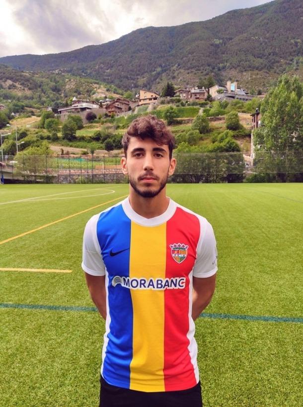 El davanter Àlex Pachón fitxa per el FC Andorra