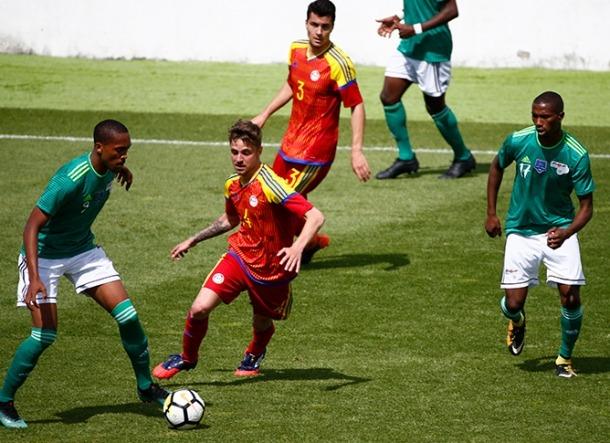 La selecció ja va jugar amb Cap Verd el juny del 2018 a Portugal.