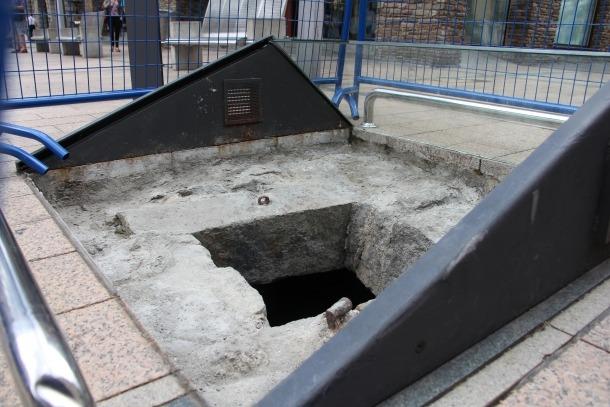 Quatre homes detinguts per danys a l'antiga presó situada davant del Comú d'Andorra la Vella