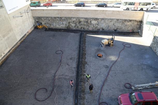 Nou aparcament a l'avinguda Francesc Cairat de Sant Julià Nou aparcament a l'avinguda Francesc Cairat de Sant Julià