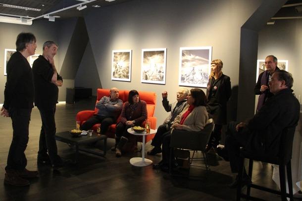 Arranz Bravo serà el protagonista de la nova exposició a l'Artalroc