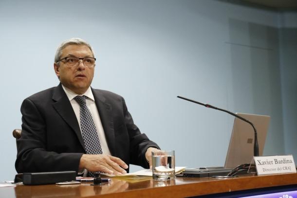 Xavier Bardina, director general del Consell Regulador Andorrà del Joc