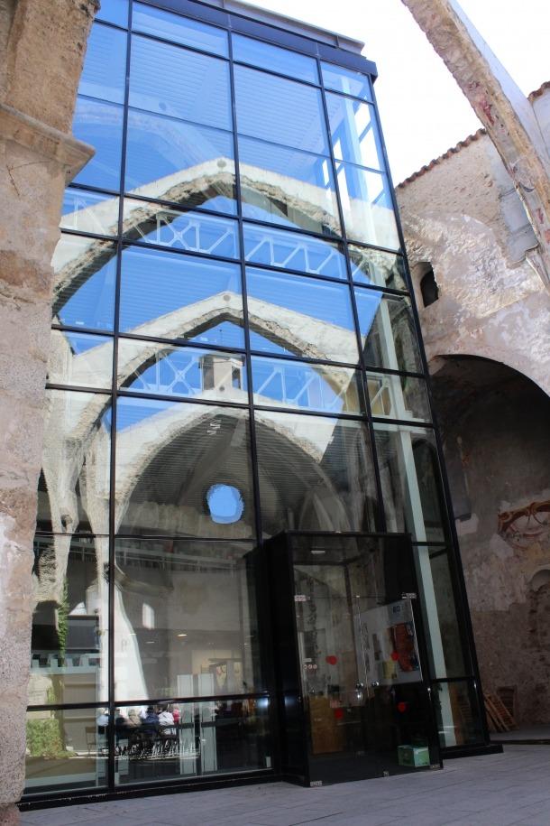 Biblioteca de Sant Agustí de la Seu d'Urgell