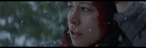 Aida Folch és Marie, la fugitiva probablement jueva que es passa l'eternitat buscant la seva filleta, desapareguda amb el torb.