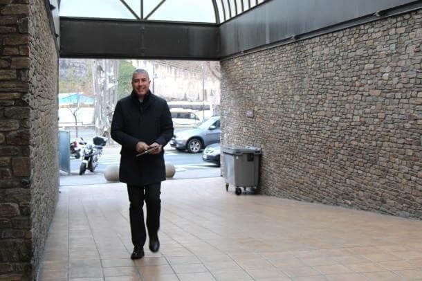 El principal processat, Joan Pau Miquel.