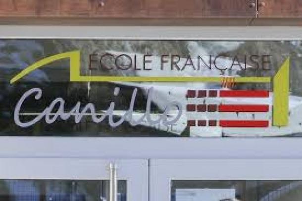 L'escola francesa de Canillo.