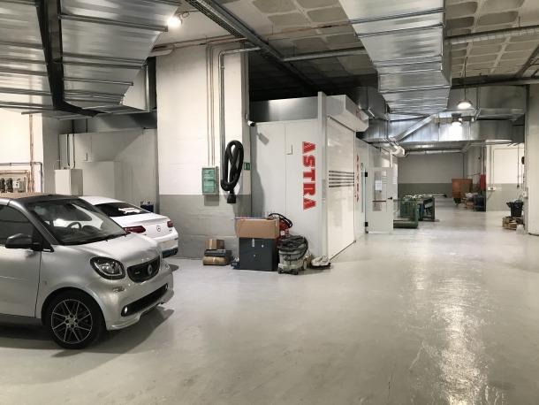 El nou centre de carrosseria de Pyrénées entrarà en funcionament aquest dilluns.