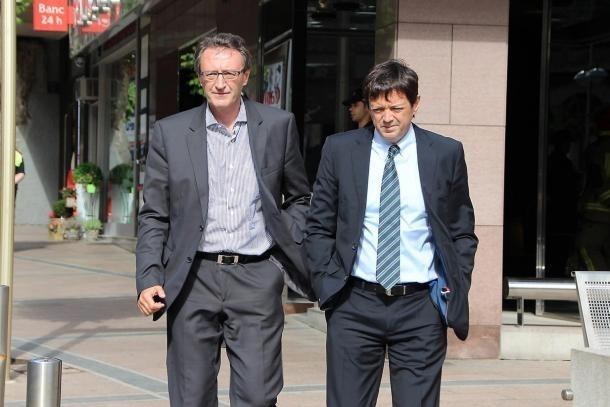 Josep Pujol acusa els Cierco de donar documentació falsa Josep Pujol acusa els Cierco de donar documentació falsa