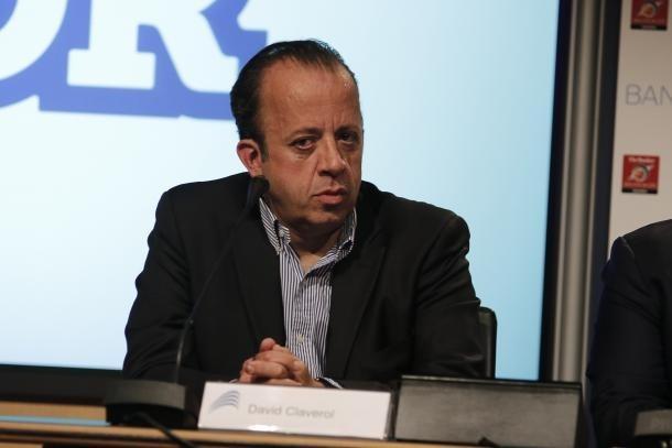 L'expresident de la Fundació Tutelar, David Claverol.