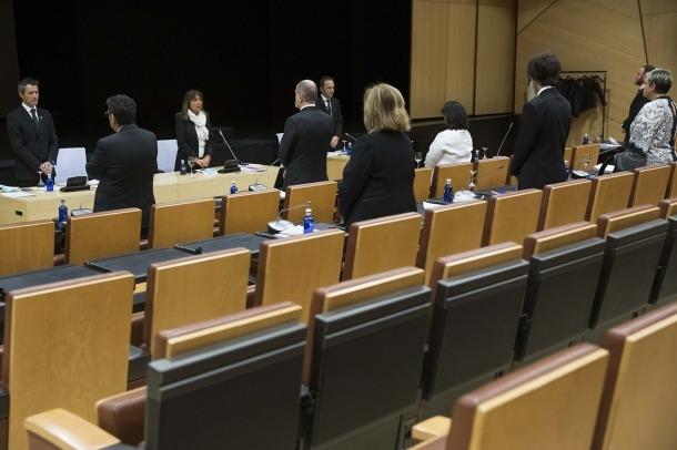 La sessió de Comú ha tingut lloc aquest matí al Centre de Congressos de la capital.