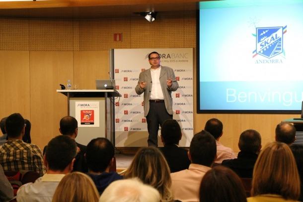 conferència Joaquim Carbonell