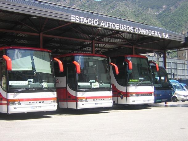 Preocupació a Riberaygua per la desaparició de l'estació de busos