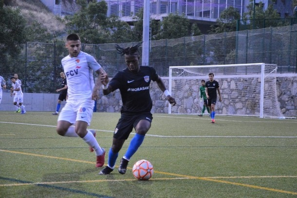 El Futbol Club Andorra continua viu a la Copa Catalunya