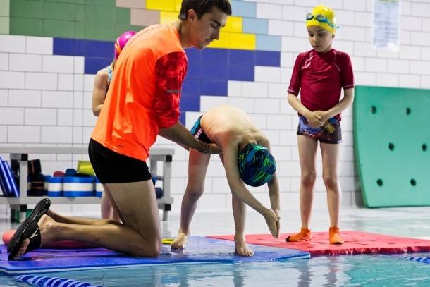 Activitats esportives infantils.