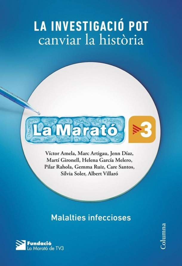 Andorra, La Marató, TV3, Villaró, Amela, Gironell, Com ningú en carn posat, pesta negra, llibre, conte
