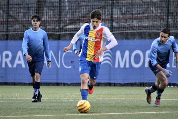 La Covid-19 fa campió al segon equip de l'FC Andorra