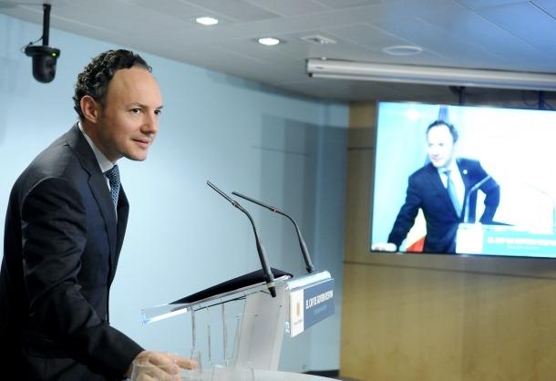 El cap de Govern, en la compareixença d'aquesta nit per respondre les preguntes dels ciutadans.