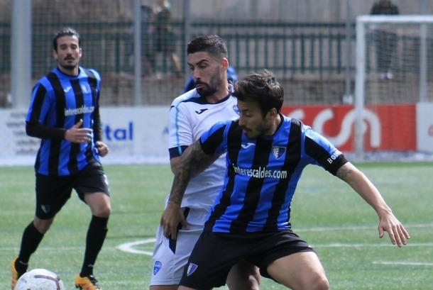 """Genís Soldevila: """"Si ha d'haver un campió, aquest ha de ser l'Inter Escaldes"""""""