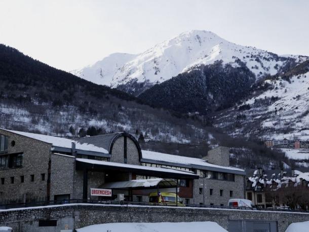 Espiatu Val d'Aran, on ahir es va registrar una nova víctima mortal en territori pirinenc.