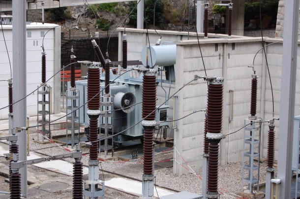 ANA/ Instal·lacions de la central de FEDA.